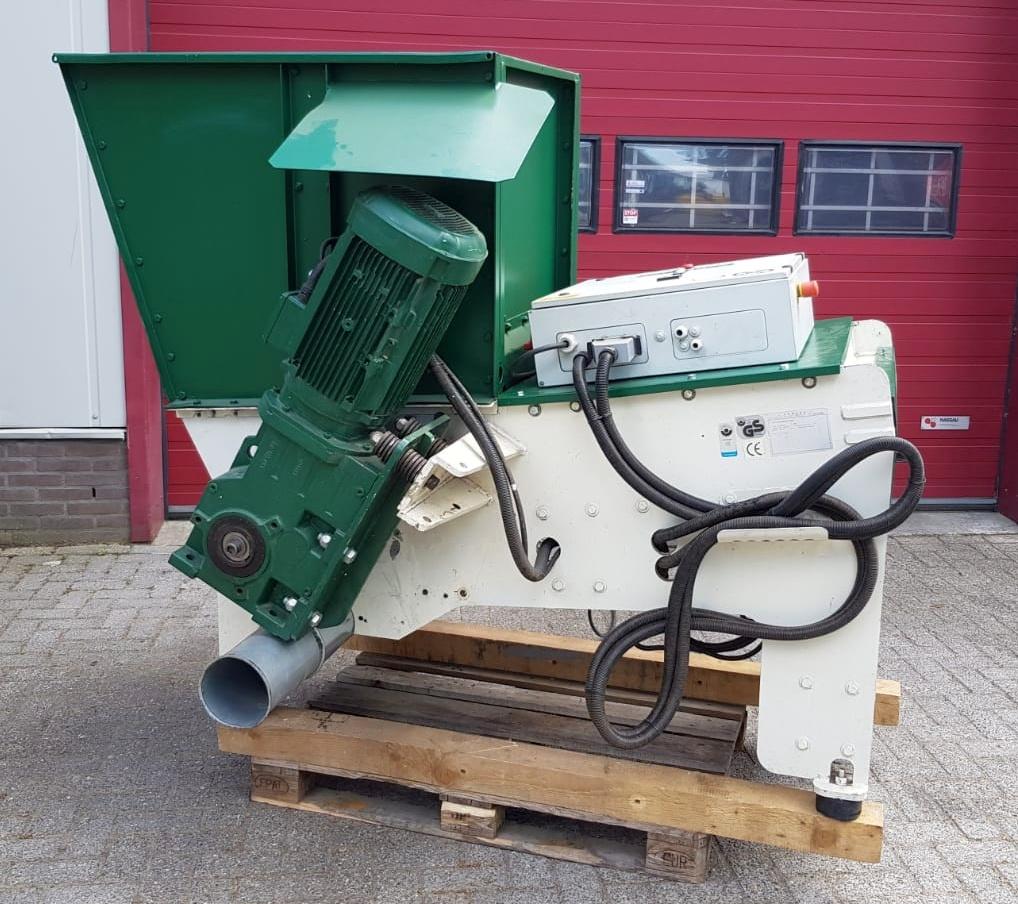 Schuko ZM 800-2 houtverkleiner - 484